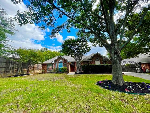 1325 Lakeside Drive, Southlake, TX 76092 (MLS #14673586) :: The Hornburg Real Estate Group