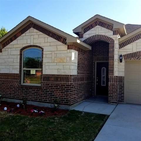 904 Merriot Street, Ennis, TX 75119 (MLS #14673594) :: VIVO Realty