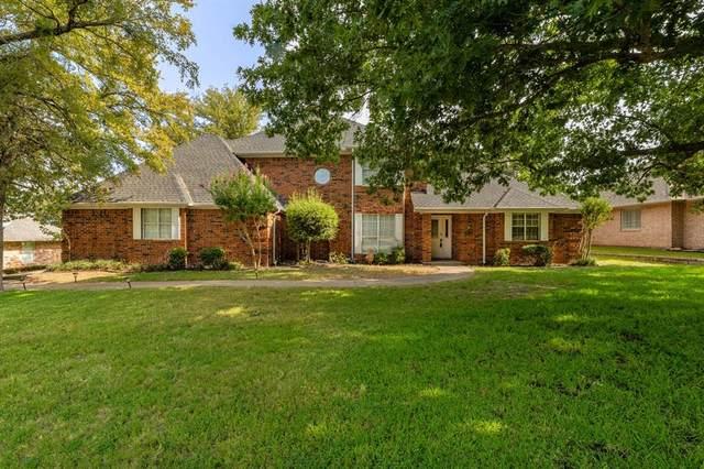 4704 Esplanade Court, Granbury, TX 76049 (MLS #14673595) :: Trinity Premier Properties