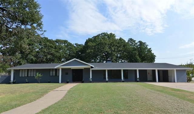 1441 Oaklawn Drive, Corsicana, TX 75110 (MLS #14673599) :: Crawford and Company, Realtors