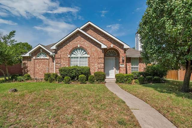 8141 Durham Drive, Frisco, TX 75035 (MLS #14673607) :: Real Estate By Design