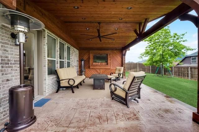 126 Fairweather Drive, Burleson, TX 76028 (MLS #14673613) :: Craig Properties Group