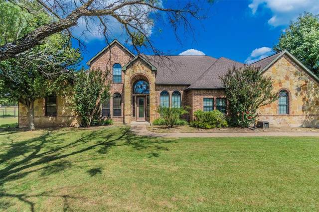 120 Four Sixes Drive, Fort Worth, TX 76108 (MLS #14673622) :: Craig Properties Group