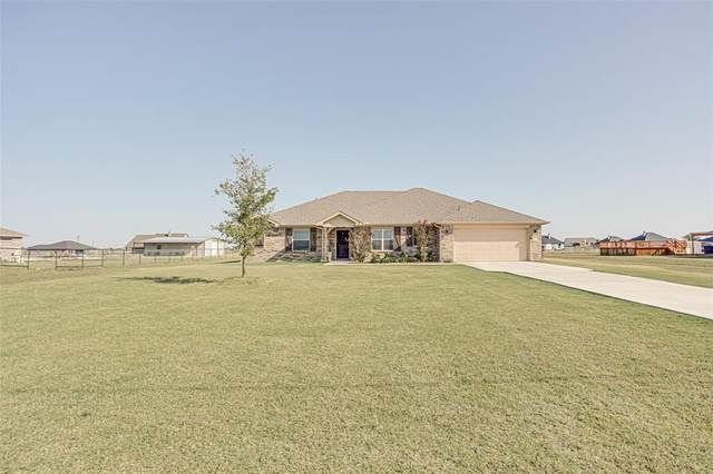 6752 County Road 913, Godley, TX 76044 (MLS #14673628) :: Russell Realty Group