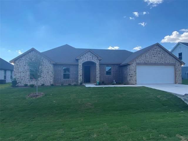 3324 Windcrest Drive, Granbury, TX 76049 (MLS #14673633) :: VIVO Realty