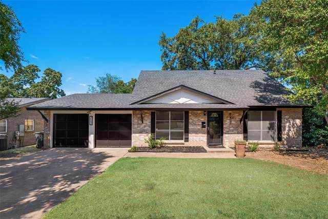 712 Shelmar Drive, Euless, TX 76039 (MLS #14673636) :: Front Real Estate Co.