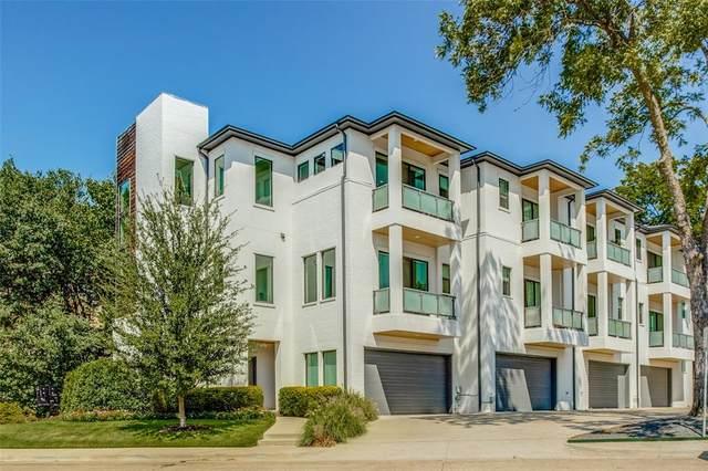 4120 Gilbert Avenue A, Dallas, TX 75219 (MLS #14673640) :: RE/MAX Pinnacle Group REALTORS