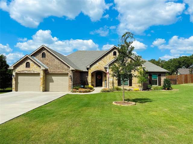 112 Pueblo Drive, Lake Kiowa, TX 76240 (MLS #14673649) :: VIVO Realty