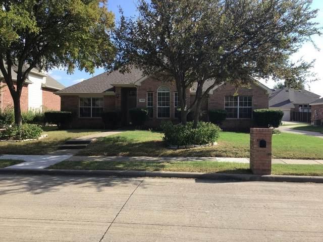 1525 Angel Falls Drive, Frisco, TX 75034 (MLS #14673678) :: VIVO Realty