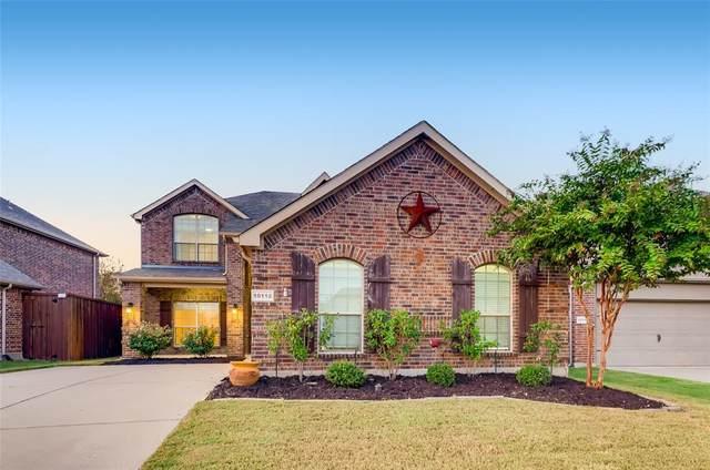 10112 Ransom Ridge Road, Mckinney, TX 75072 (MLS #14673684) :: The Heyl Group at Keller Williams