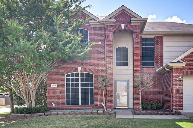 901 Cutting Horse Drive, Mansfield, TX 76063 (MLS #14673705) :: Real Estate By Design