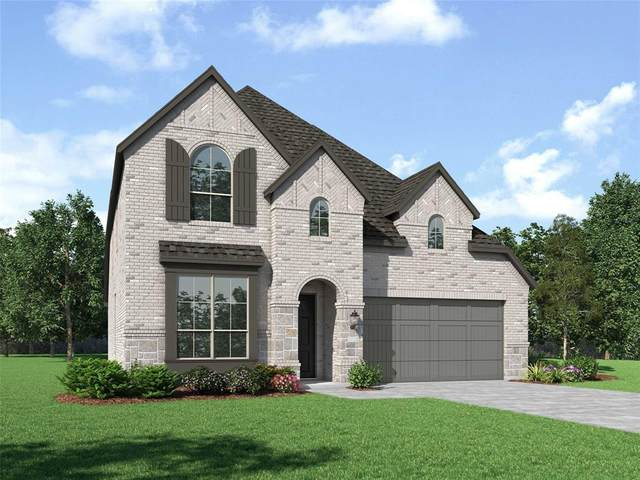 1941 Barnhill Lane, Van Alstyne, TX 75495 (MLS #14673729) :: Real Estate By Design