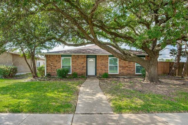 1920 Apple Valley Road, Plano, TX 75023 (MLS #14673730) :: Real Estate By Design