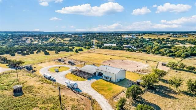 660 Lands Way, Weatherford, TX 76087 (MLS #14673732) :: Team Hodnett