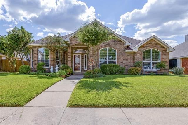 7001 Buckhorn Drive, Rowlett, TX 75089 (MLS #14673735) :: Trinity Premier Properties