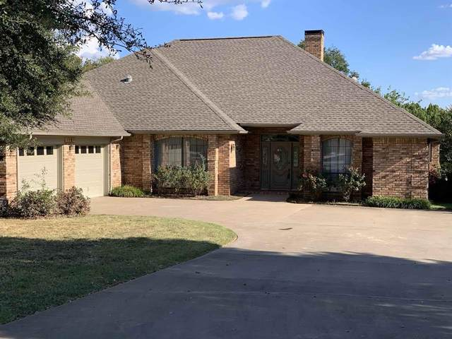 4007 Crescent Drive, Granbury, TX 76049 (MLS #14673743) :: VIVO Realty