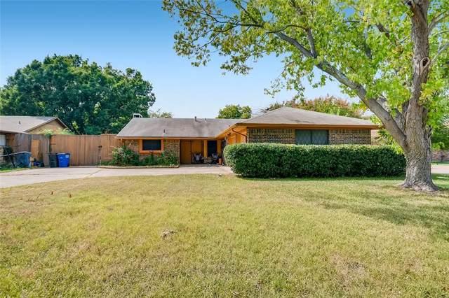2120 Lea Meadow Circle, Corinth, TX 76208 (MLS #14673750) :: The Good Home Team