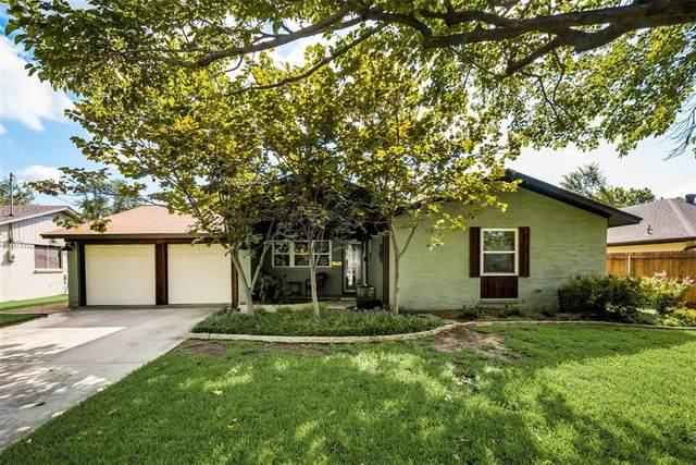 804 Livingston Drive, Hurst, TX 76053 (MLS #14673754) :: The Chad Smith Team