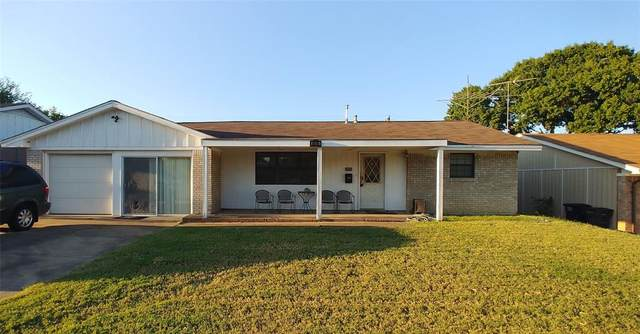 8608 Guadalupe Road, Fort Worth, TX 76116 (MLS #14673759) :: Real Estate By Design