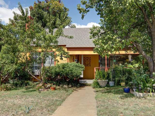 1017 Colvin Street, Fort Worth, TX 76104 (MLS #14673760) :: The Chad Smith Team