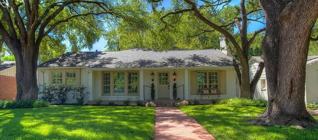 5625 Collinwood Avenue, Fort Worth, TX 76107 (MLS #14673764) :: Russell Realty Group
