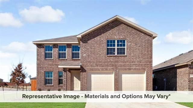 1001 Waverly Drive, Van Alstyne, TX 75495 (MLS #14673768) :: VIVO Realty