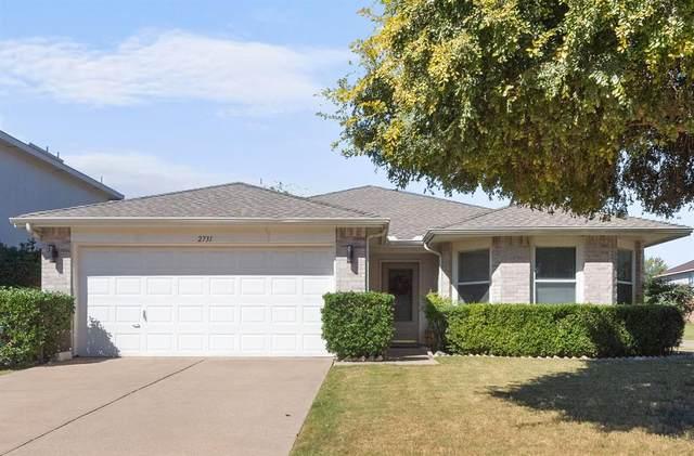 2731 Prairie Creek Drive, Mckinney, TX 75071 (MLS #14673781) :: RE/MAX Pinnacle Group REALTORS