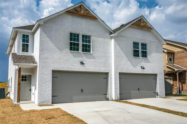 8446 Jay Street, White Settlement, TX 76108 (MLS #14673800) :: The Hornburg Real Estate Group