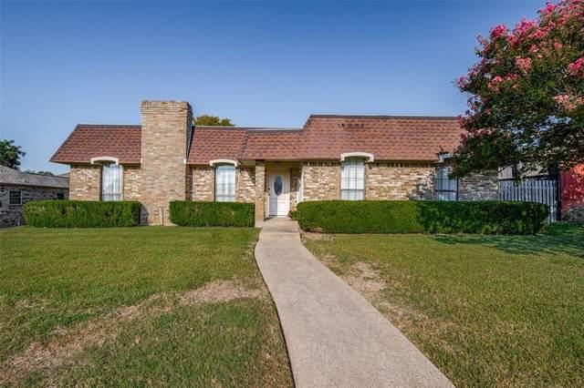 2317 Ridgewood Drive, Plano, TX 75074 (MLS #14673807) :: The Good Home Team