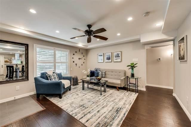 4219 Avondale Avenue #117, Dallas, TX 75219 (MLS #14673824) :: The Chad Smith Team
