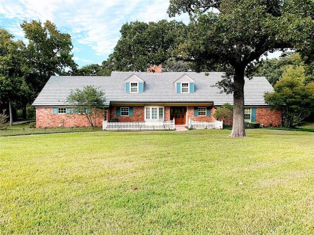 1121 E Western Hills Drive, Sherman, TX 75092 (MLS #14673841) :: The Mauelshagen Group