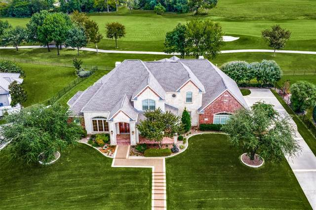 1350 Crooked Stick Drive, Prosper, TX 75078 (MLS #14673850) :: Real Estate By Design
