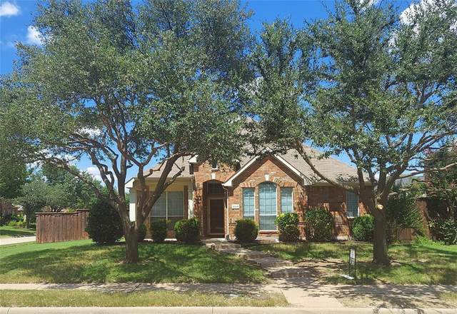 11458 Wentworth Drive, Frisco, TX 75035 (MLS #14673859) :: EXIT Realty Elite