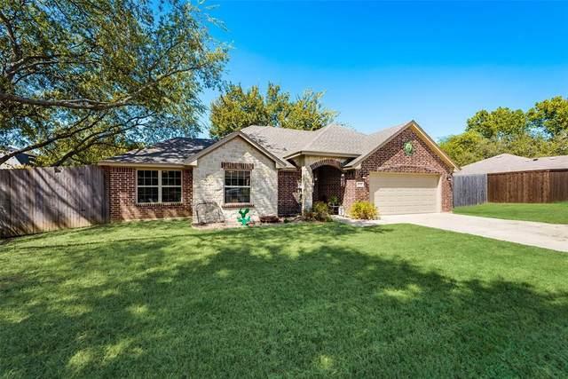 502 Caddell Street, Aubrey, TX 76227 (MLS #14673876) :: Team Hodnett