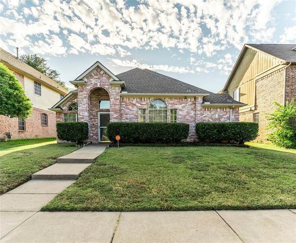 1001 Pin Oak Lane, Allen, TX 75002 (MLS #14673885) :: The Good Home Team