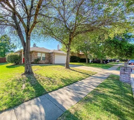 8212 Clear River Lane, Denton, TX 76210 (MLS #14673886) :: Real Estate By Design