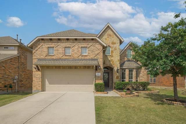 1009 Lake Hollow Drive, Little Elm, TX 75068 (MLS #14673888) :: Team Hodnett