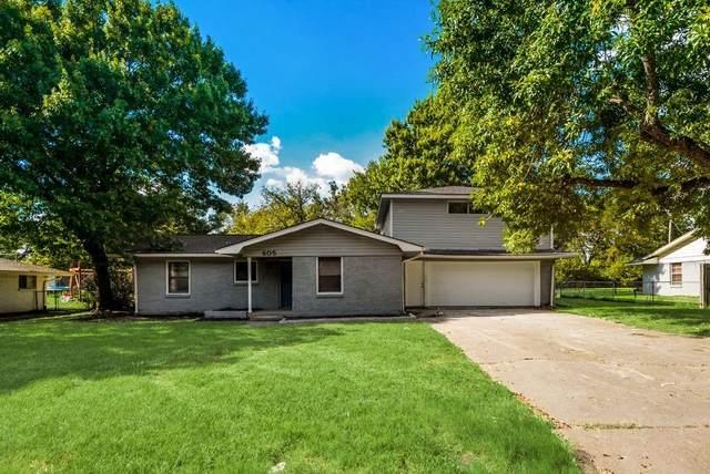 605 Loma Alta Street, Ennis, TX 75119 (MLS #14673901) :: Premier Properties Group of Keller Williams Realty