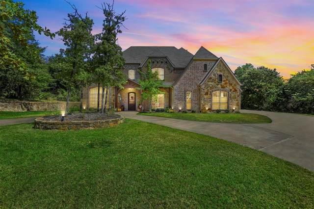 676 Knob Hill Court, Argyle, TX 76226 (MLS #14673902) :: Frankie Arthur Real Estate