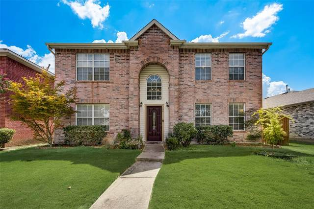 708 Meadowgate Drive, Allen, TX 75002 (MLS #14673912) :: Real Estate By Design
