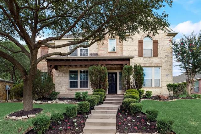 6812 Orchard Park Drive, Mckinney, TX 75071 (MLS #14673920) :: All Cities USA Realty