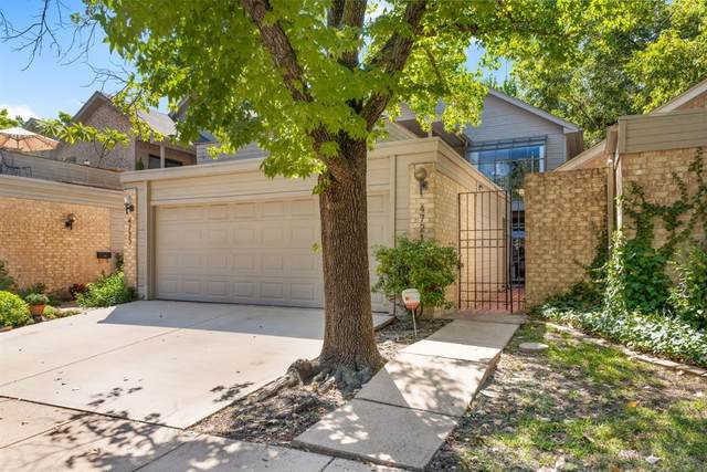 4721 Collinwood Avenue, Fort Worth, TX 76107 (MLS #14673923) :: The Chad Smith Team