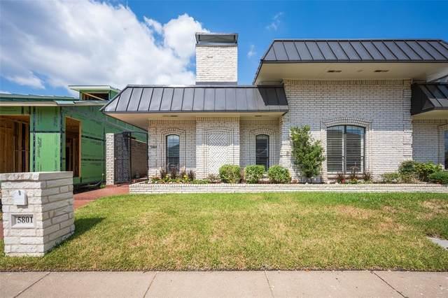 5801 Orchid Lane, Dallas, TX 75230 (MLS #14673952) :: The Heyl Group at Keller Williams
