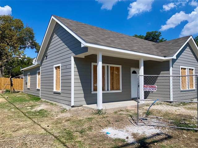 1201 E Humbolt Street, Fort Worth, TX 76104 (MLS #14673958) :: Real Estate By Design