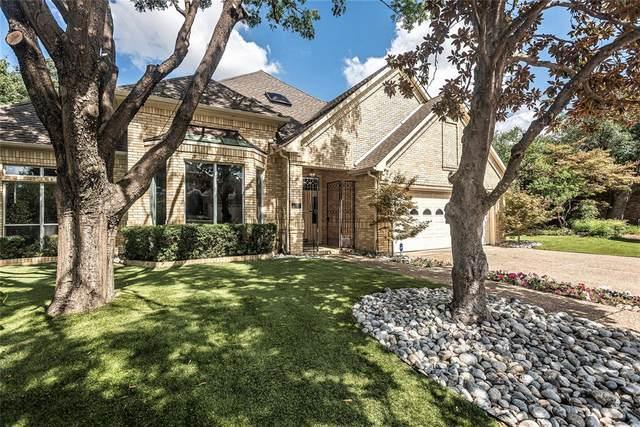 5301 Paladium Drive, Addison, TX 75254 (MLS #14673962) :: Premier Properties Group of Keller Williams Realty