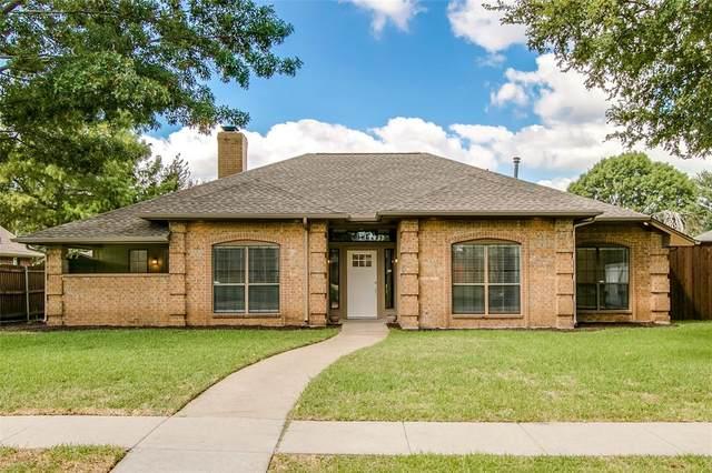 3313 Darion Lane, Plano, TX 75093 (MLS #14673964) :: RE/MAX Landmark