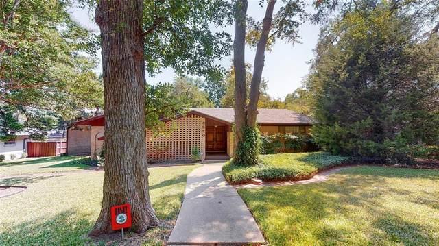 8320 San Leandro Drive, Dallas, TX 75218 (MLS #14673971) :: Real Estate By Design