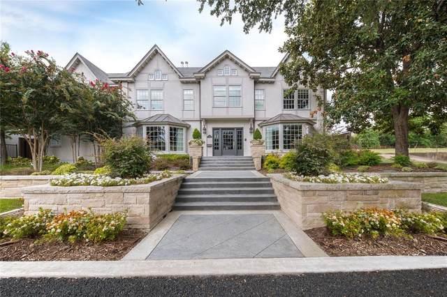 4011 Turtle Creek Boulevard, Dallas, TX 75219 (MLS #14673977) :: Premier Properties Group of Keller Williams Realty