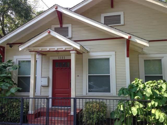 1111 W Canty Street, Dallas, TX 75208 (MLS #14674000) :: The Good Home Team