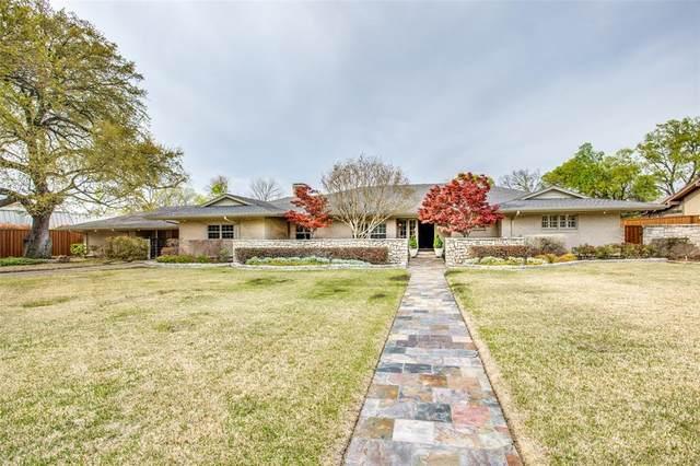 11256 Russwood Circle, Dallas, TX 75229 (MLS #14674009) :: Team Hodnett
